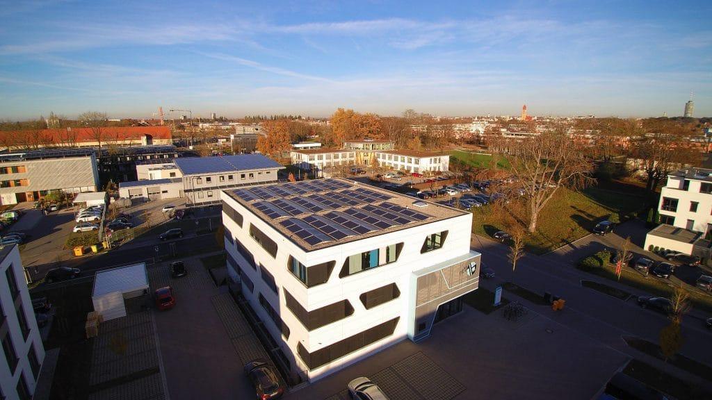 Netz16 Firmenzentrale Augsburg
